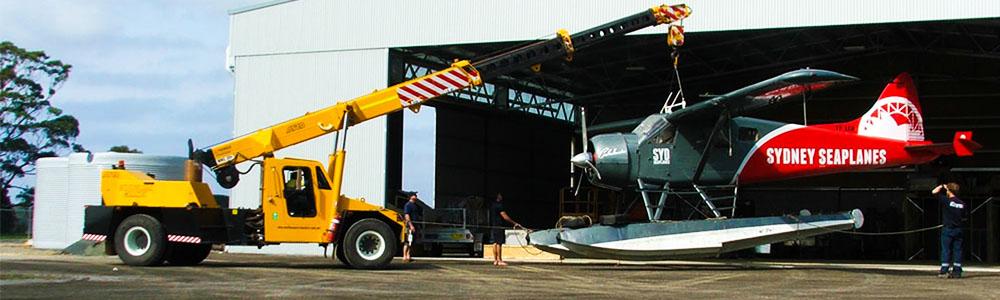 Narooma Cranes Hire Services Eurobodalla Cranes Hire
